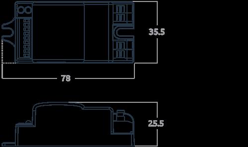 internal microwave sensor